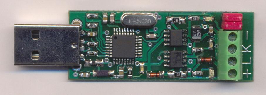адаптер 2KL- LPG- USB
